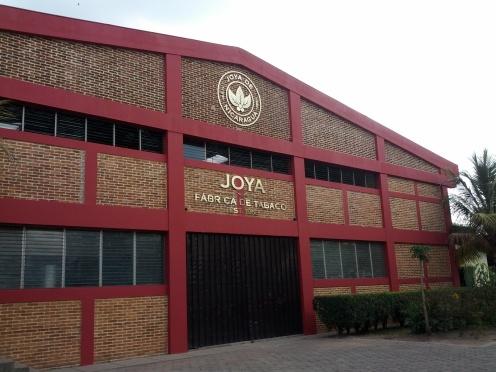 The Joya de Nicaragua Factory